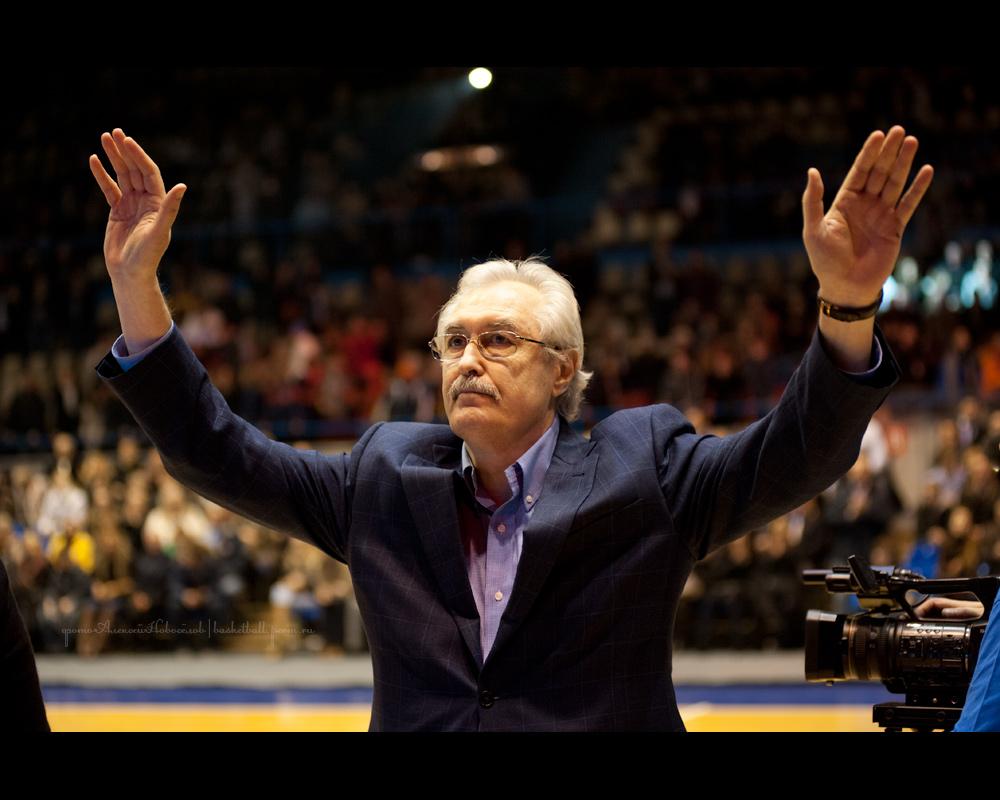 Сергей Белов, олимпийский чемпион, выдающийся баскетболист